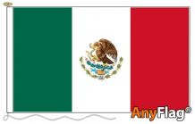 MEXICO  ANYFLAG RANGE - VARIOUS SIZES